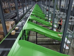 Logistics BusinessHow One Large Facility Met Diverse Materials Handling Challenges