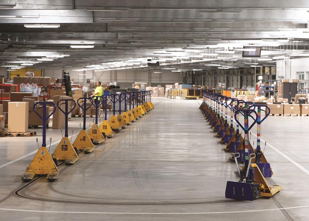 Logistics BusinessNew Chain Conveyor Promises Superfast Installation Times