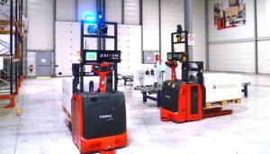 Logistics BusinessAutonomous models for the warehouse