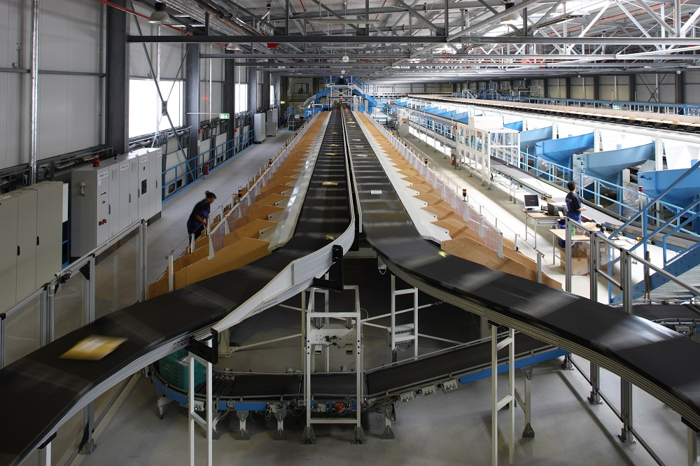 Are chinas transport distribution and logistics efficient