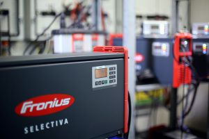 Logistics BusinessFronius battery charging systems impress with the highest product quality
