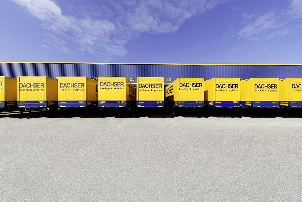 Logistics BusinessDACHSER opens two new branch offices in Greater Paris
