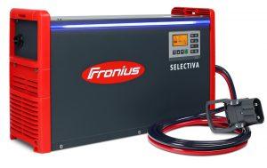 Logistics BusinessInnovative Battery Charging Technology at LogiMAT