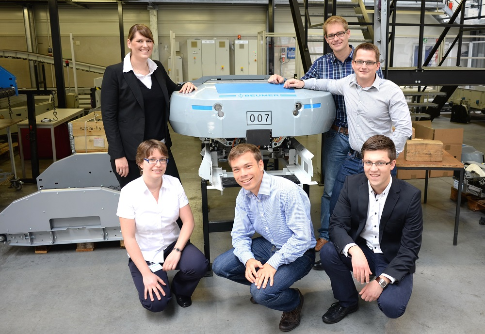 Logistics BusinessEmployer branding at BEUMER Group: A very attractive employer