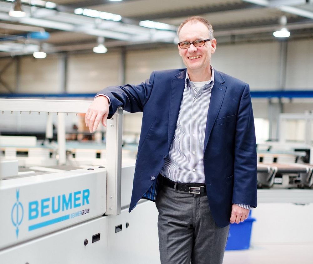 "Logistics Business""Intralogistics is a Cornerstone of the Global Economy"" Says Beumer CEO"