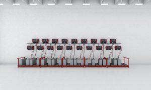 "Logistics BusinessFronius Solution ""To Improve Utilisation of Battery Pool"""