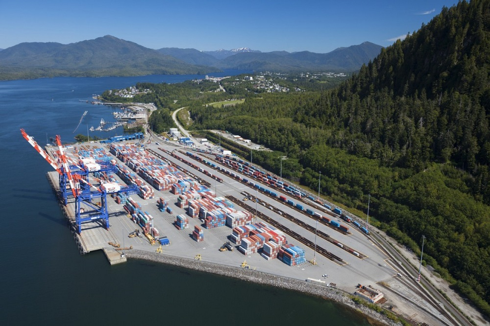 Logistics BusinessDP World and The Prince Rupert Port Authority Sign Phase Ii South Feasibility Study Agreement