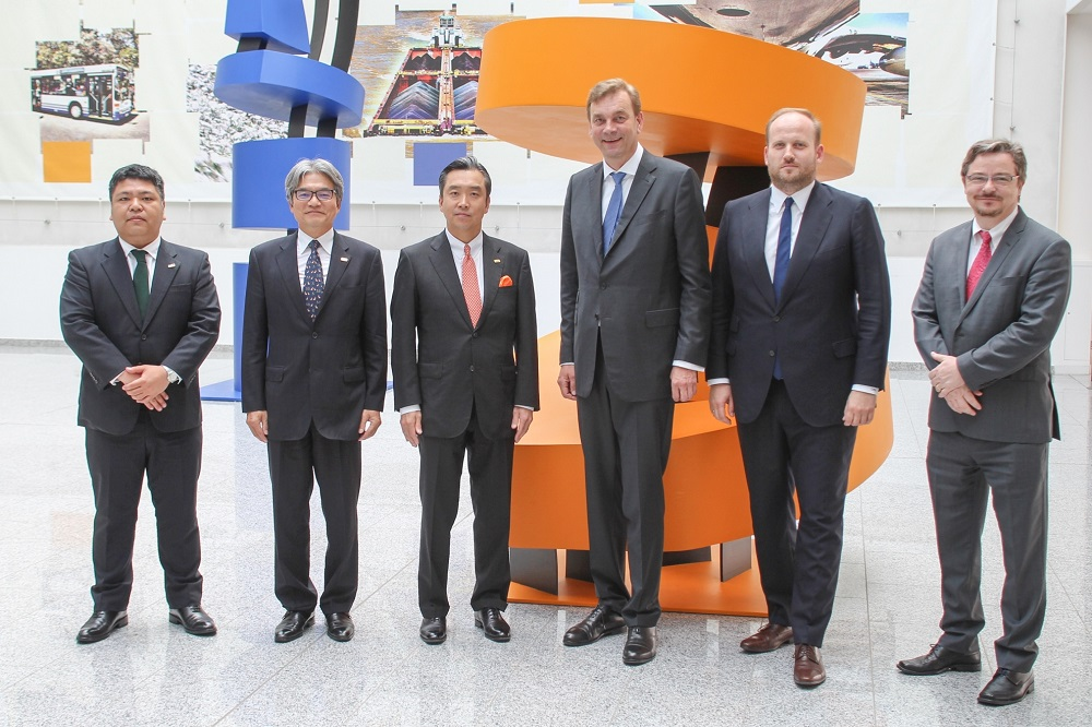 Logistics BusinessJapanese Joint Venture For Rhenus and Sankyo