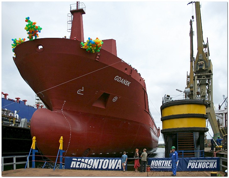 Logistics BusinessMariner multi-purpose role in Gdansk