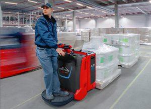 Logistics BusinessLithium-ion batteries on the advance