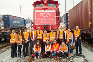 Logistics BusinessUTi Launches Two-Way China-Europe Rail Service to Provide Clients More Cost-Effective Options