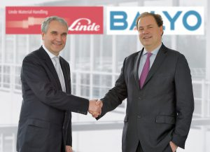 Logistics BusinessLinde Material Handling and Balyo sign an exclusive cooperation agreement to jointly develop innovative robotic solutions