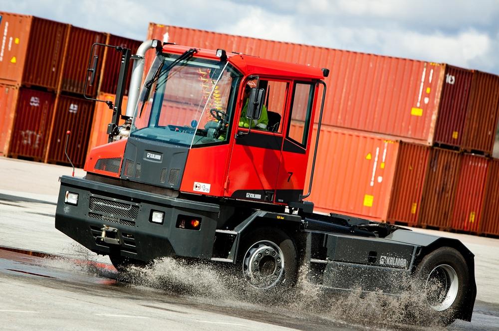 Logistics BusinessKalmar is awarded an order from long-term customer OBB-Infrastruktur AG in Austria