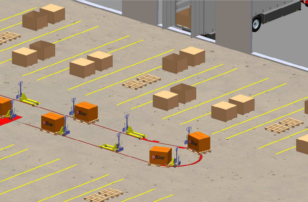 Logistics BusinessEgemin automates distribution for KXTX in China