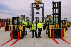 Logistics BusinessBriggs Equipment secures new contract with Scotland's largest port, Grangemouth