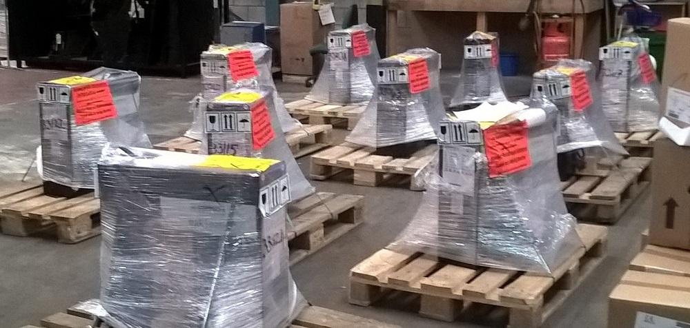Logistics BusinessLook to a bright future