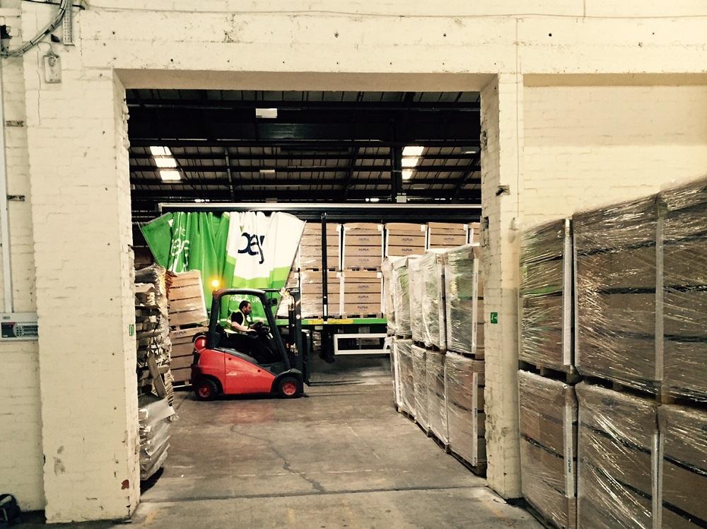 Logistics BusinessAbbey opens new multi-user warehouse facility