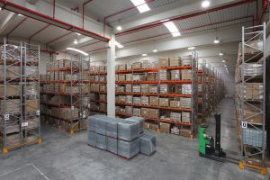 Logistics BusinessMarcotran selects AR Racking to install a new warehouse in Zaragoza