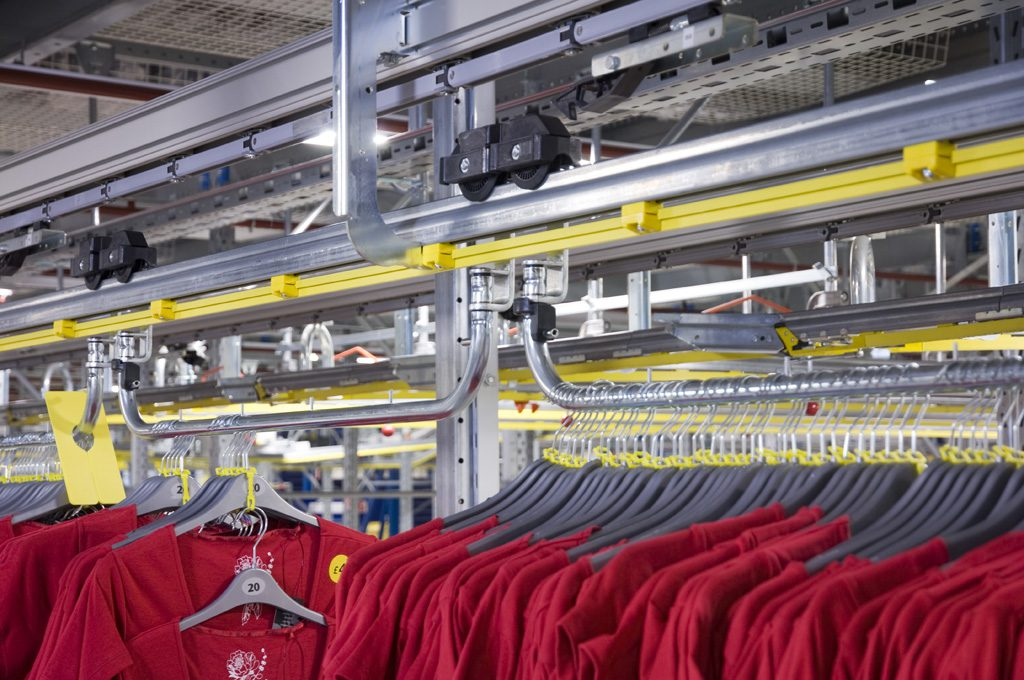 Logistics BusinessDURKOPP FORDERTECHNIK EXTENDS SYSTEM AT ASDA'S BRACKMILLS DC AS GEORGE BRAND SALES INCREASE