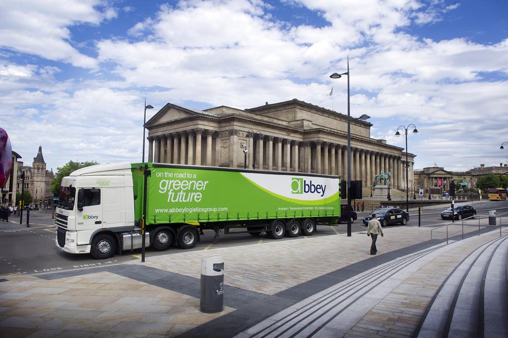 Logistics BusinessAbbey Logistics joins Pallet-Track distribution network