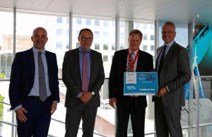 Logistics BusinessAgility, Maersk Join to Slash CO2 Emissions