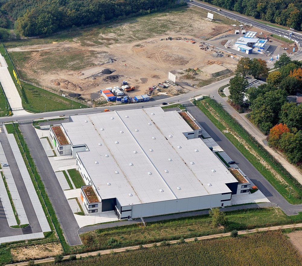 Logistics BusinessAlpha Industrial announces full occupancy for DC 4 in Alpha A3 Business Park