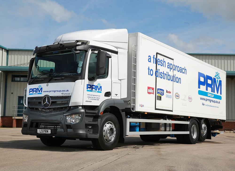 Logistics BusinessTwenty-five years on, PRM remains loyal to Mercedes-Benz