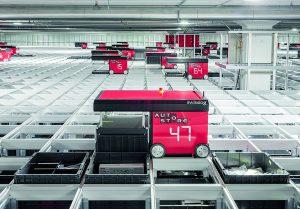 Logistics BusinessSwisslog Realises Click&Pick Solution at LIDS Sports Group's Central Distribution center