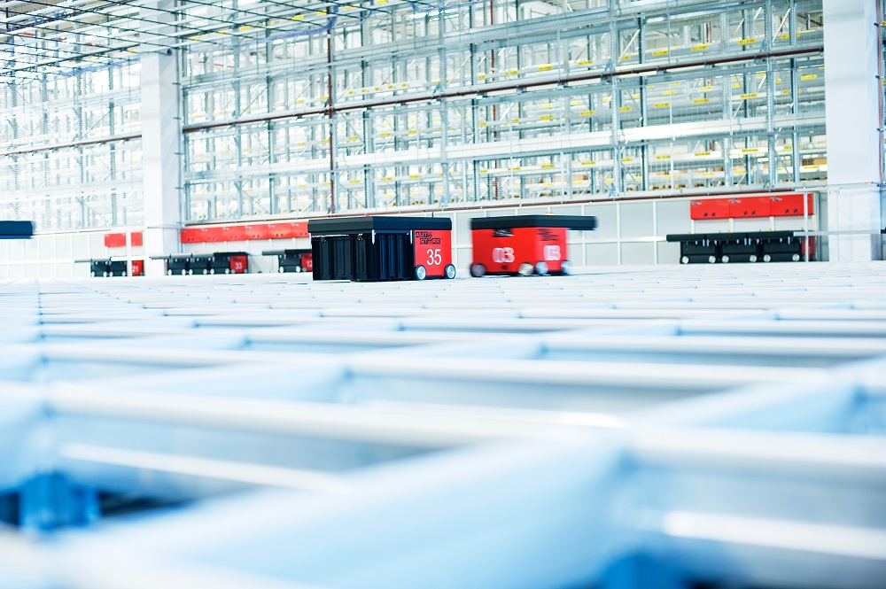 Logistics BusinessEgemin Delivers its Third AutoStore System