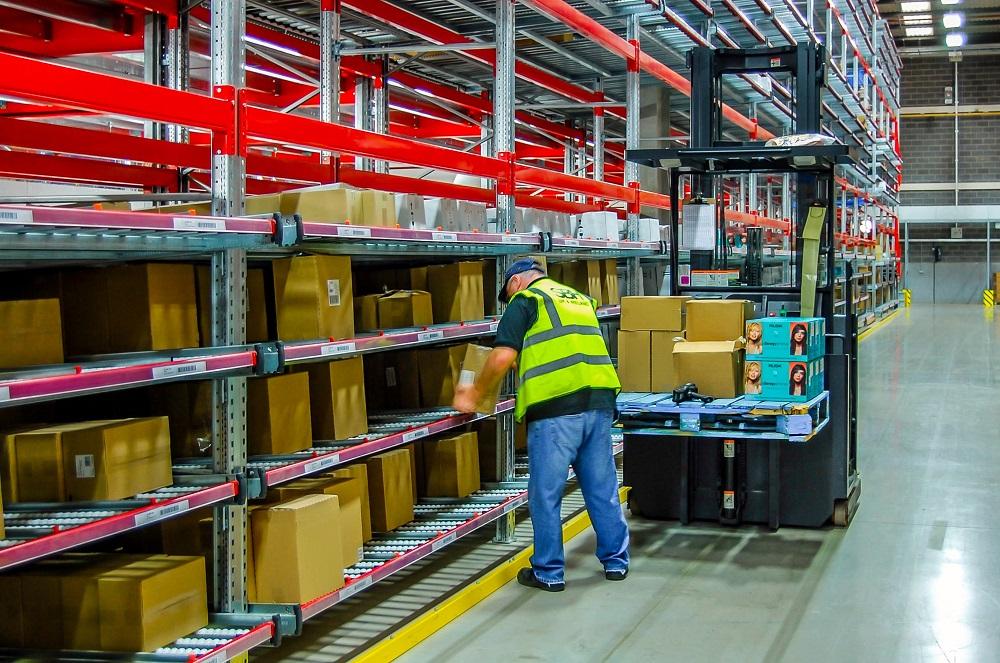 Logistics BusinessPicking storage for an omnichannel world