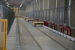 Logistics BusinessBoosting Flexibility and Efficiency in Intralogistics