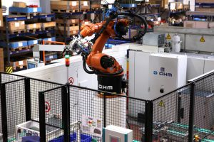 Logistics BusinessTGW acquires automation experts:  CHM becomes TGW Robotics