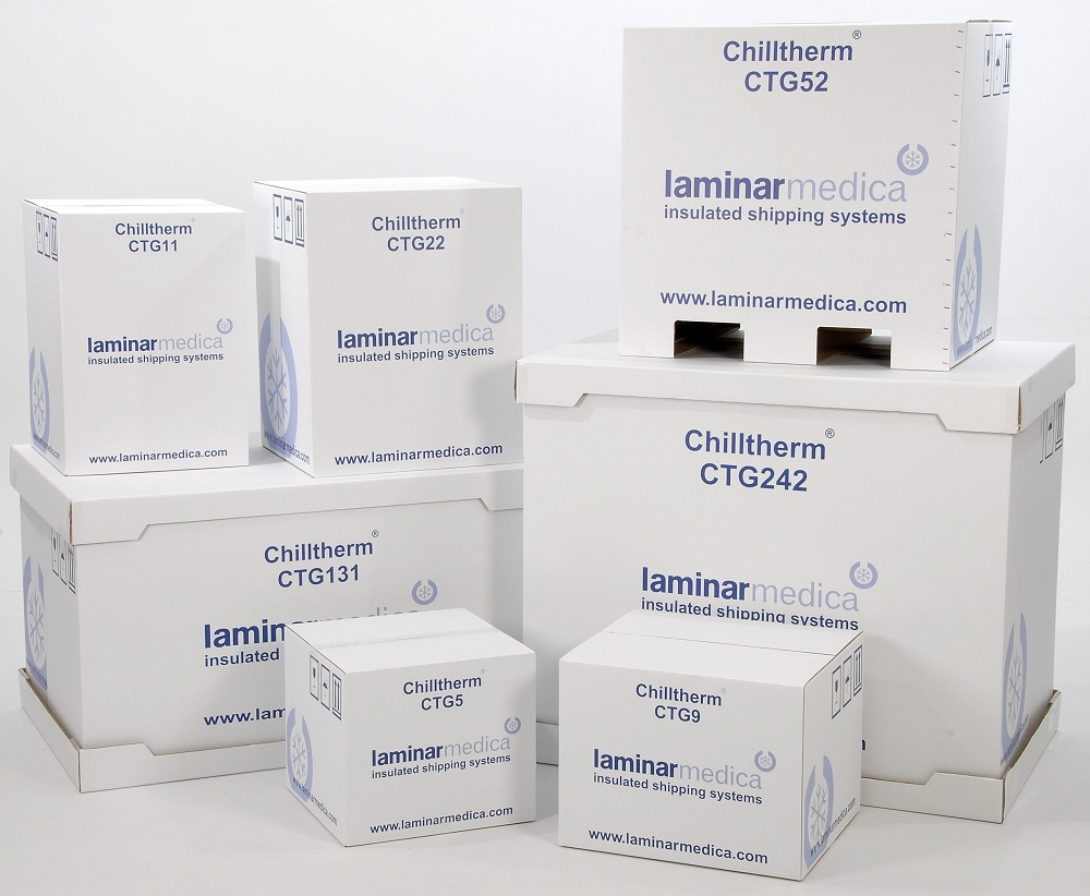 Logistics BusinessGEFCO UK appointed by Laminar Medica as a strategic logistics provider