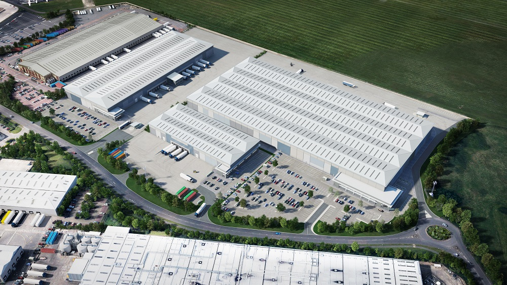 Logistics BusinessBuilding Work to Begin on 575,000 sq ft Logistics Park in Coventry, UK