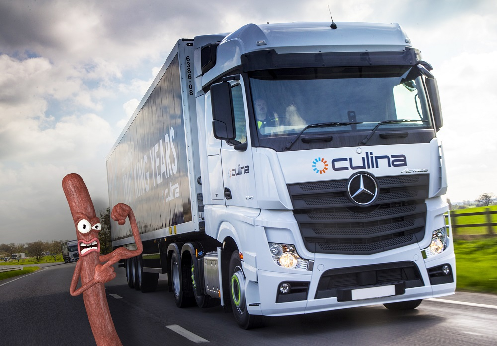 Logistics BusinessCulina win Meaty Contract with Jack Link's