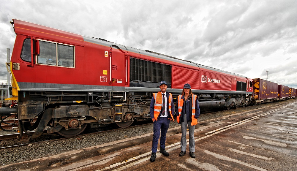 Logistics BusinessThree is a magic number: Triple partnership delivers intermodal success