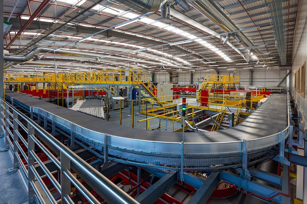 Logistics BusinessNew DHL Express Heathrow Hub Reaches Completion