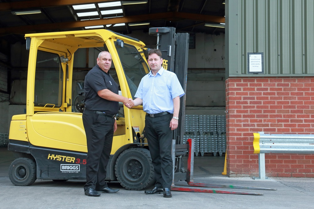 Logistics BusinessNew contract with specialist metal manufacturer