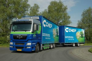 Logistics BusinessCHEP Europe Achieves its 2015 Sustainability Targets Early