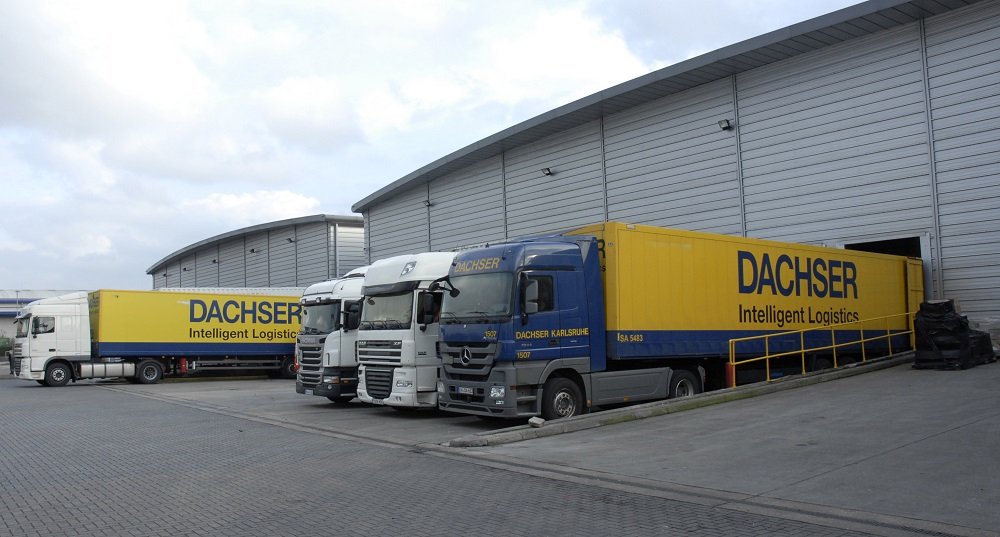 Logistics BusinessDACHSER celebrates 10th year anniversary