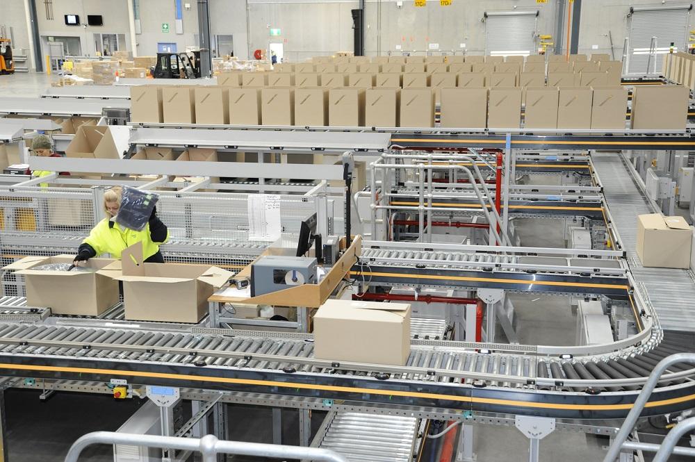 Logistics BusinessKION Group Acquires Automation Provider Dematic