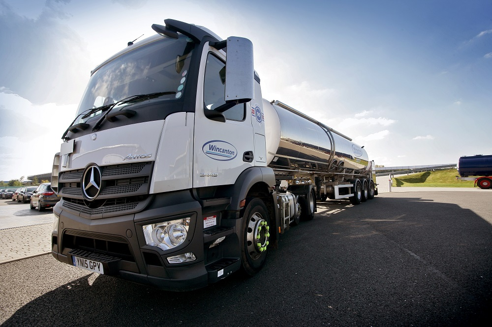 "Logistics BusinessNew Electric Tanker ""To Revolutionise UK Dairy Industry"""