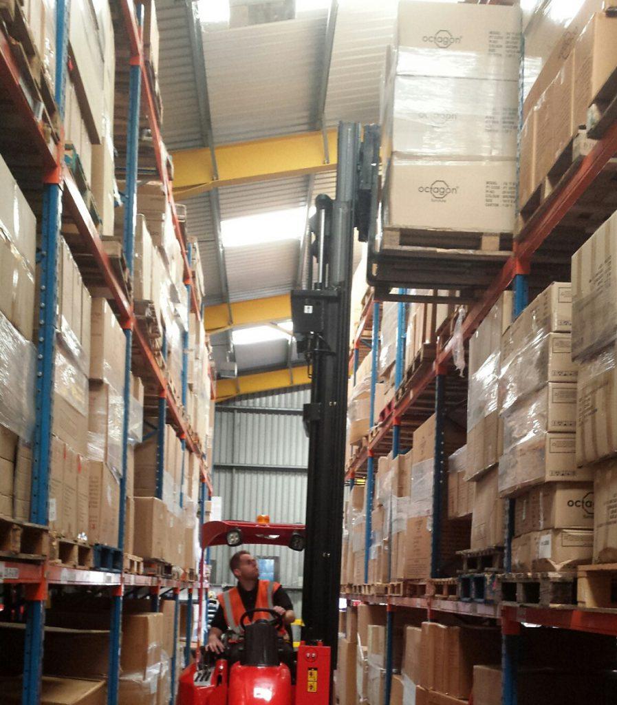 Logistics BusinessWarehouse One choose Flexi