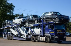 Logistics BusinessGefco UK has been awarded business with Jaguar Land Rover.    <br><br> Gefco will have the role of moving Jaguar Land Rover products from the Halewood production site to dealers in the Central and South East of the UK, having previously been involved in plant clearances from plants in Solihull and Castle Bromwich.   <br><br>  This new business agreement ensures a synergy in existing operations, with Gefco UK's relationship with Jaguar Land Rover beginning in 2012, as well as a recent contract agreement in 2014 which saw Gefco invest in a fleet of new transporters specifically tailored for the company's needs. Jaguar Land Rover will now be able to benefit from the newly introduced Gefco Max; a delivery app which will allow customers to track deliveries in real time.    <br><br> <br><br>