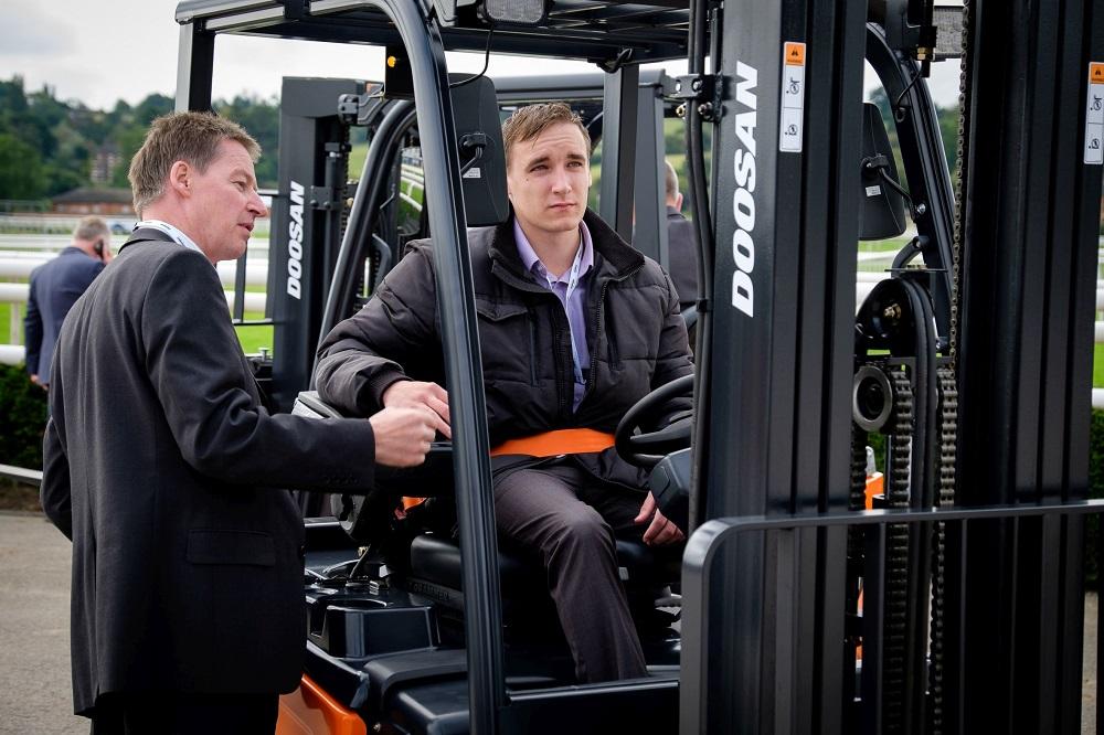 Logistics BusinessDoosan Industrial Vehicle UK launches new electric truck range