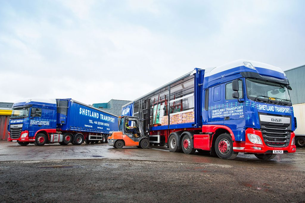 Logistics BusinessGray & Adams delivers on a tall order for a short trailer