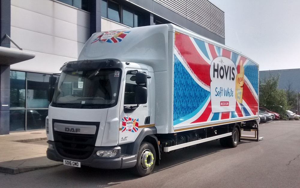 Logistics BusinessCEVA Wins Three Year Extension on Hovis Contract