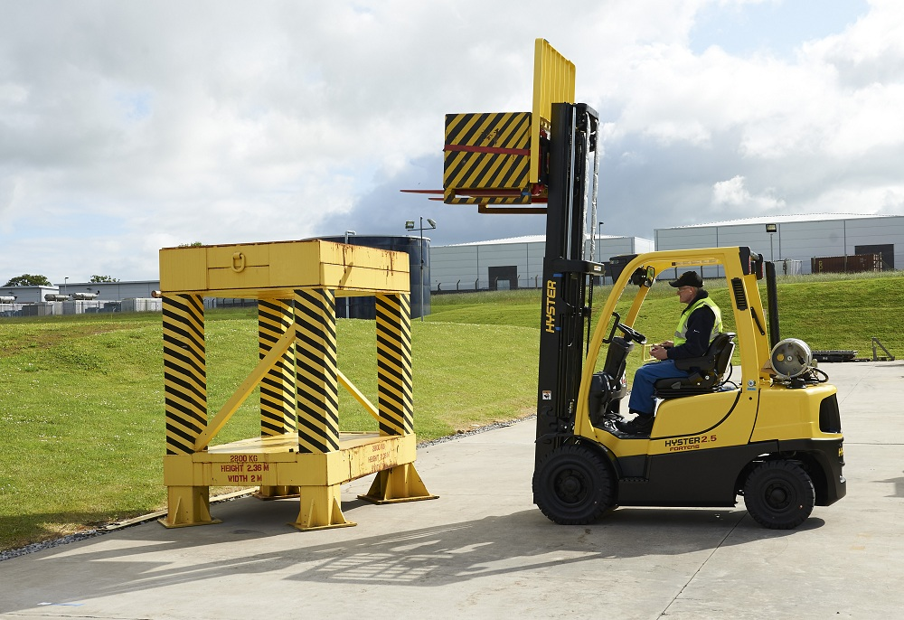 Logistics BusinessHyster reveals 5 reliability checks for ICE forklift users