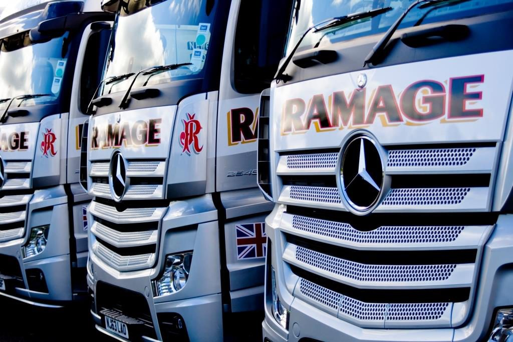 Logistics BusinessLocal haulage firm commended following successful rebuild after devastating blaze