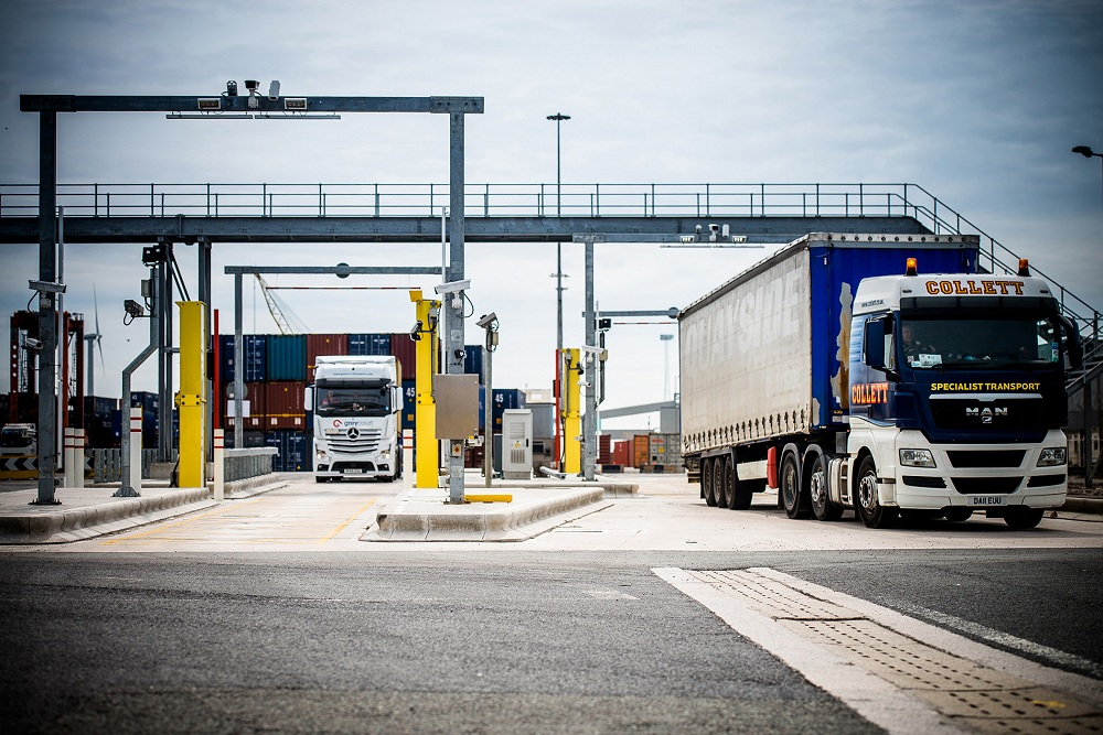 Logistics BusinessNAVIS N4 Terminal Operating System and 'Intelligent' Autogates Open At Port Of Liverpool